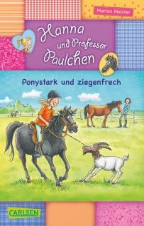 Hanna und Professor Paulchen Cover Band 1