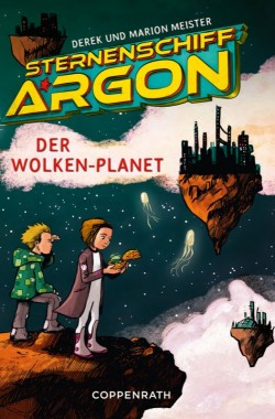 Sternenschiff Argon – Der Wolken-Planet – Band 2