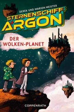 Sternenschiff Argon – Der Wolken-Planet – Band 2